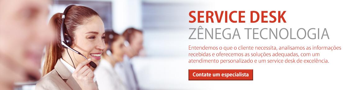 Service Desk Zênega Tecnologia