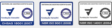 Certificações Zênega